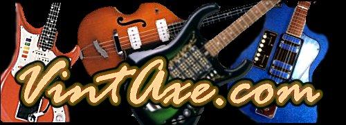 VintAxe.com Vintage Guitars